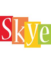 Skye colors logo