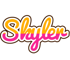 Skyler smoothie logo