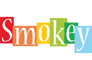 Smokey colors logo