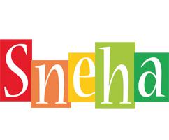 Sneha colors logo