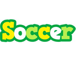 SOCCER logo effect. Colorful text effects in various flavors. Customize your own text here: http://www.textGiraffe.com/logos/soccer/