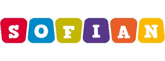 Sofian kiddo logo
