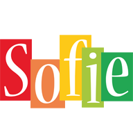 Sofie colors logo