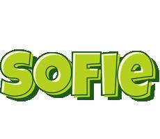 Sofie summer logo