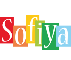 Sofiya colors logo