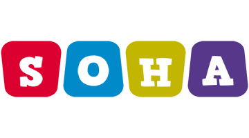 Soha kiddo logo
