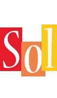 Sol colors logo