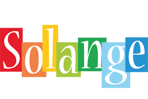 Solange colors logo