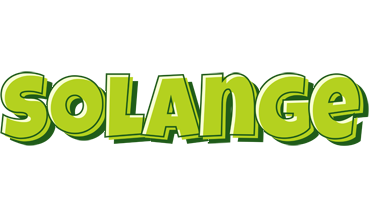 Solange summer logo