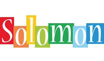 Solomon colors logo