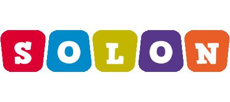 Solon kiddo logo