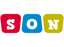 Son kiddo logo