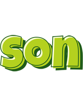 Son summer logo