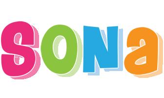 Sona friday logo