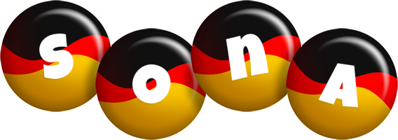 Sona german logo