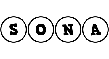 Sona handy logo