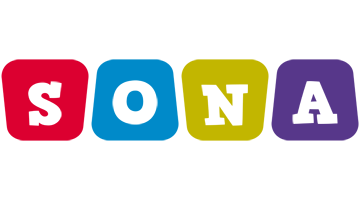 Sona kiddo logo
