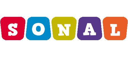 Sonal kiddo logo