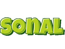 Sonal summer logo
