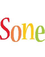 Sone birthday logo