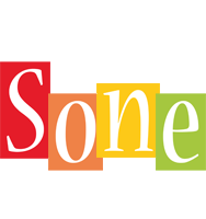 Sone colors logo
