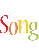 Song birthday logo