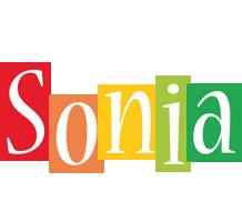 Sonia colors logo
