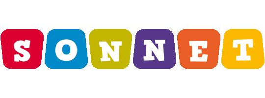 Sonnet kiddo logo