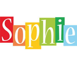 Sophie colors logo