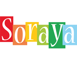 Soraya colors logo