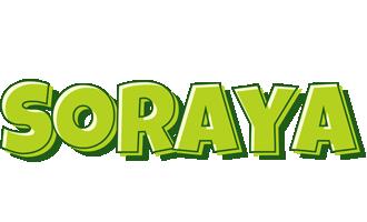 Soraya summer logo