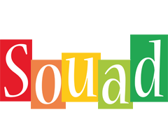Souad colors logo
