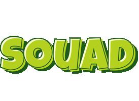 Souad summer logo