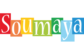 Soumaya colors logo