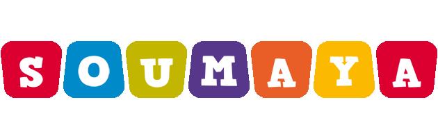 Soumaya kiddo logo