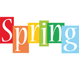 Spring colors logo