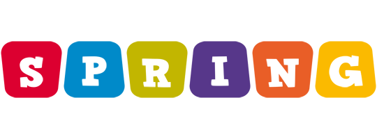 Spring kiddo logo