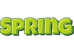Spring summer logo