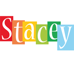 Stacey colors logo