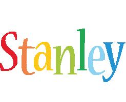 Stanley birthday logo