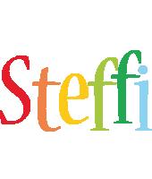 Steffi birthday logo