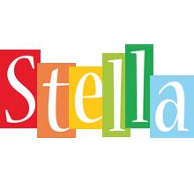 Stella colors logo