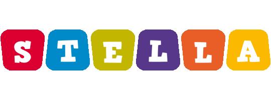 Stella kiddo logo
