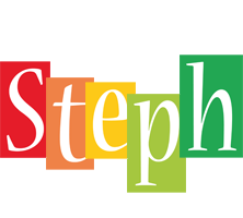 Steph colors logo