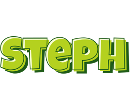 Steph summer logo