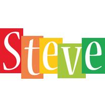 Steve colors logo