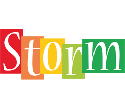 Storm colors logo