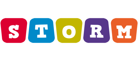 Storm kiddo logo