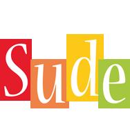 Sude colors logo
