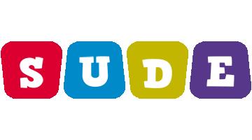 Sude kiddo logo
